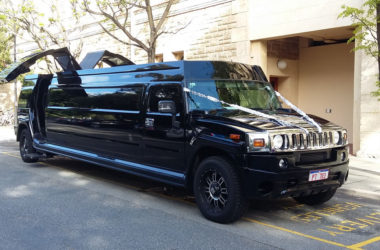16 Seater Batman Stretch Hummer Limousine1